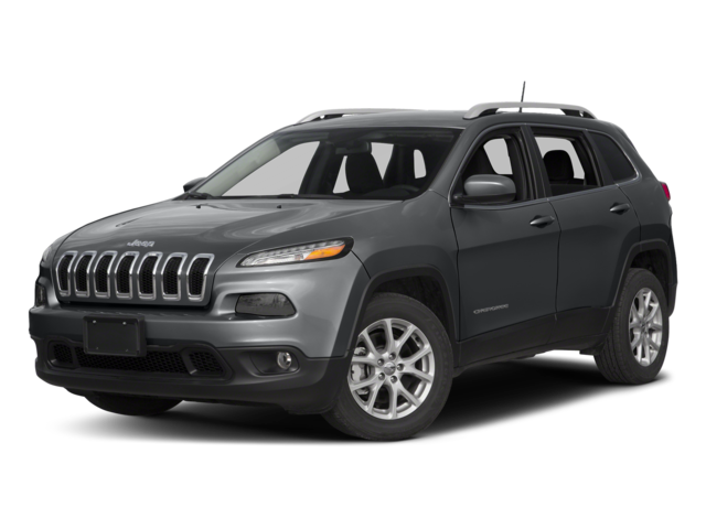 used Granite 2016 Jeep Cherokee Latitude 4x2 with Black Interior located in McAllen